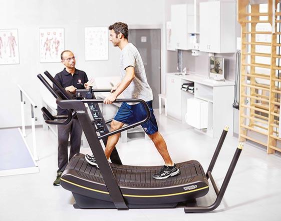 SKILLMILL: la soluzione ideale sia per l'athletic performance training che per la riabilitazione